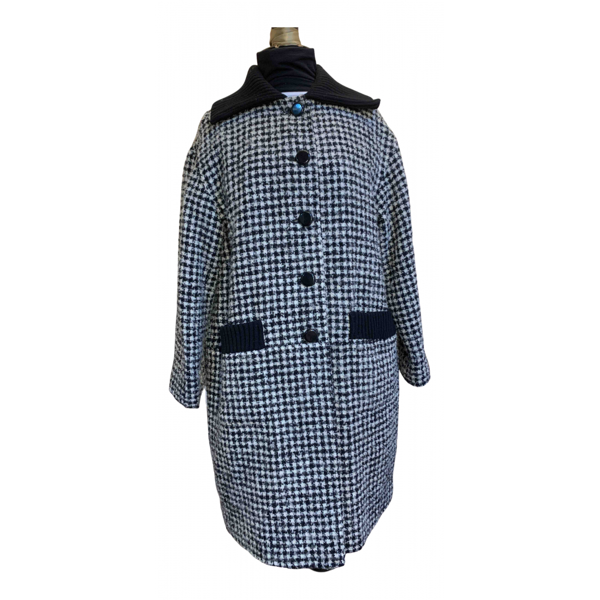 Philosophy Di Alberta Ferretti N Wool coat for Women 42 IT