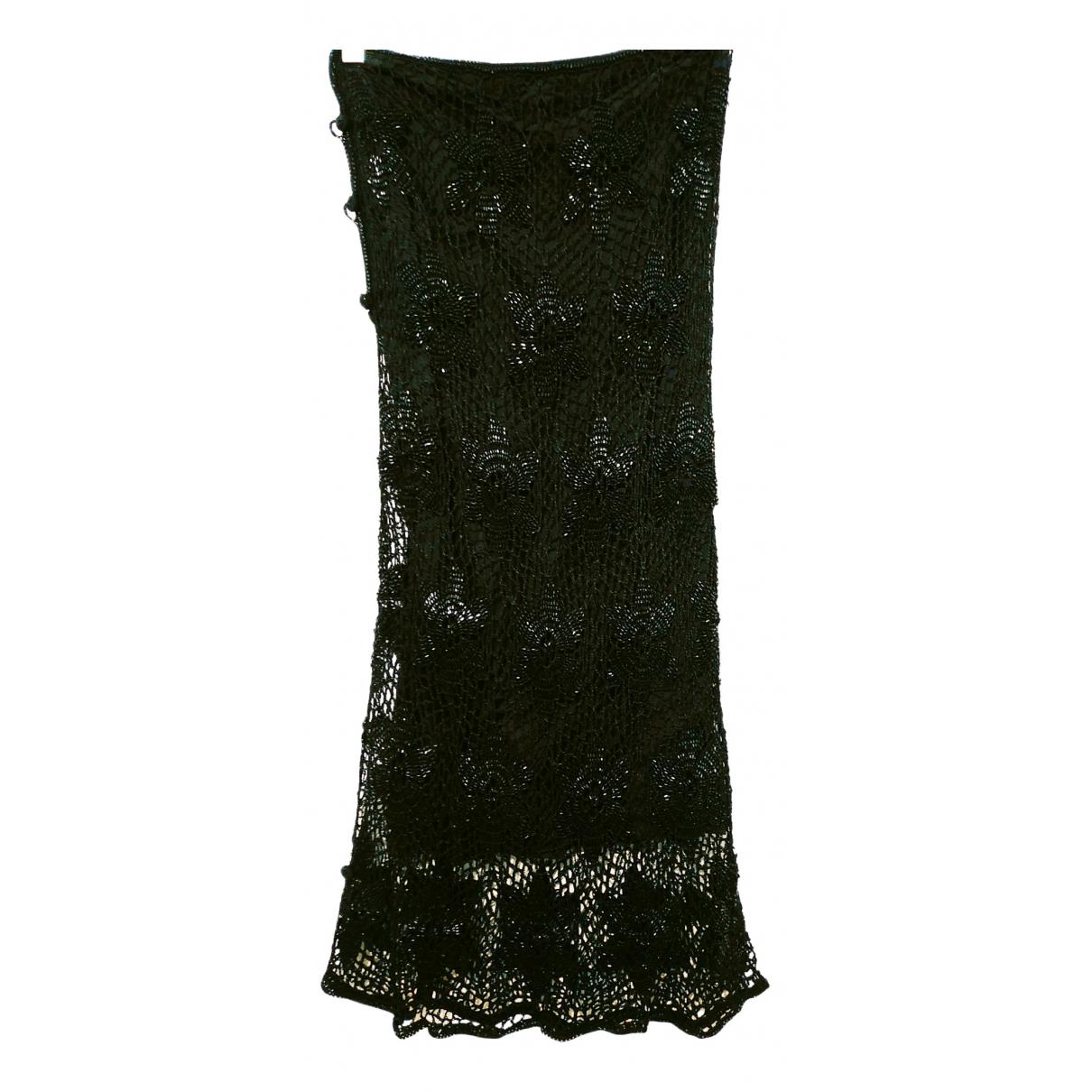 Philosophy Di Alberta Ferretti \N Black skirt for Women 4 UK