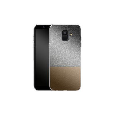 Samsung Galaxy A6 Silikon Handyhuelle - Scandinavian von caseable Designs