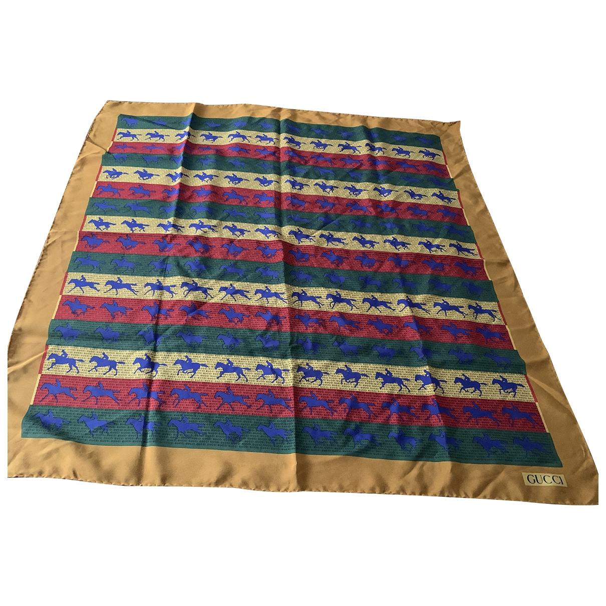 Gucci \N Silk scarf for Women \N