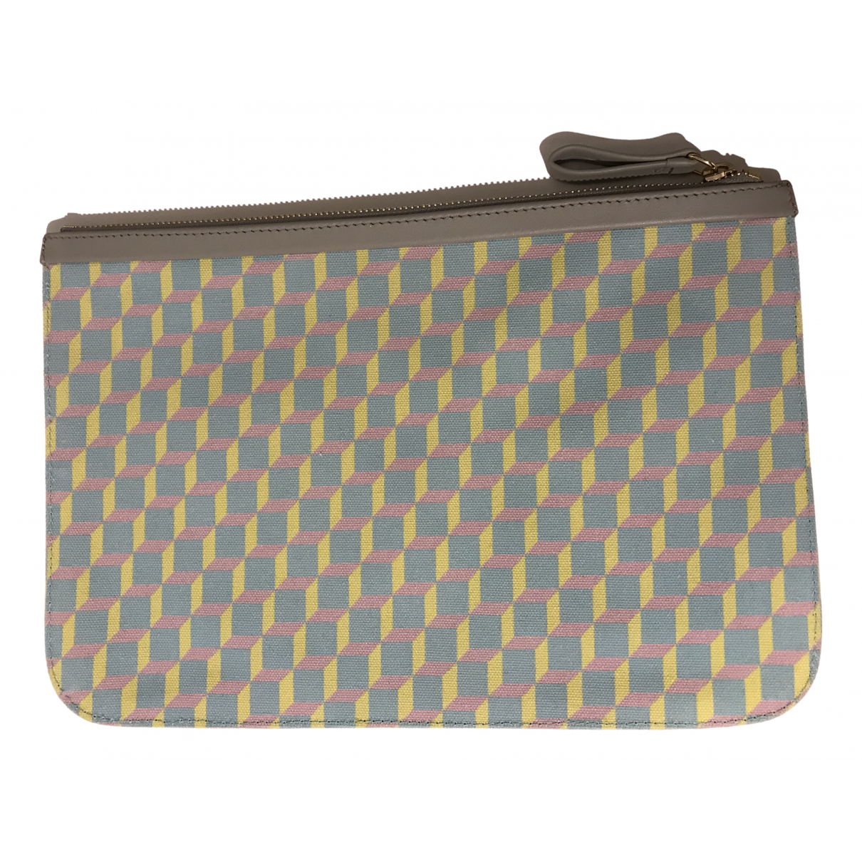 Pierre Hardy \N Multicolour Cotton Clutch bag for Women \N