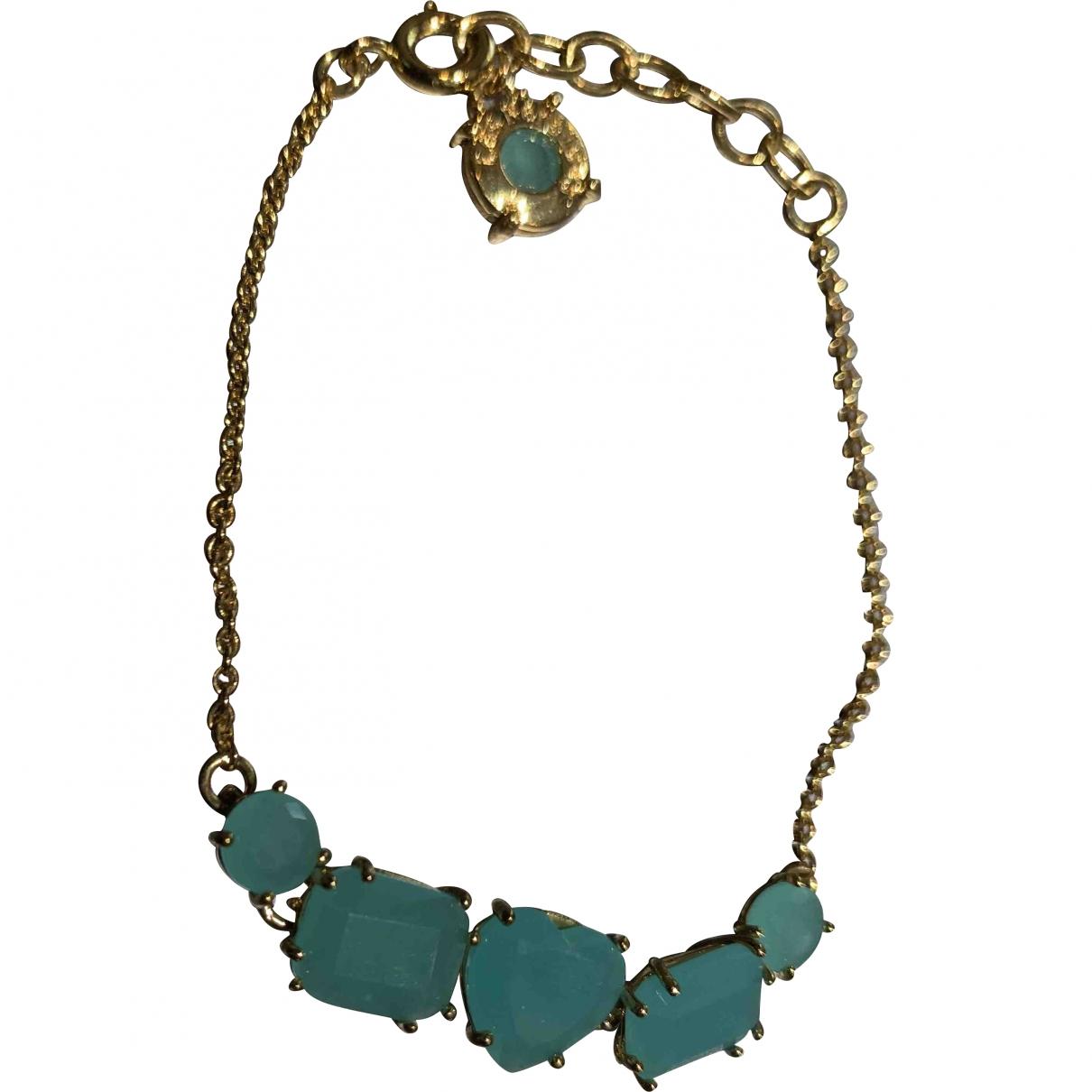 Les Néréides \N Gold Metal bracelet for Women \N