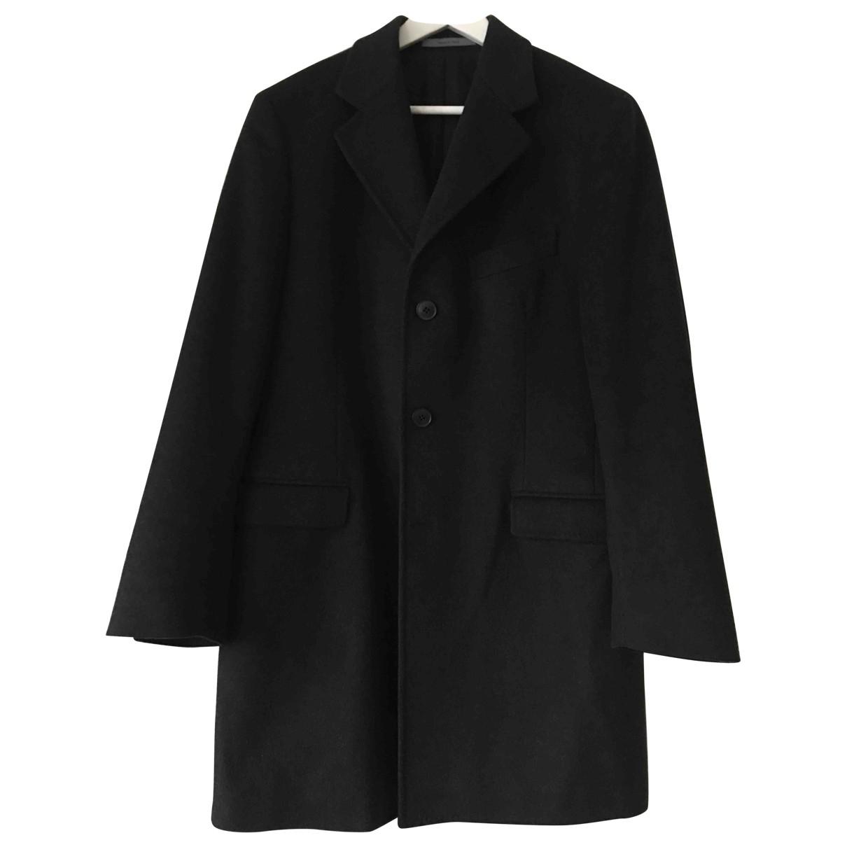 Harrods - Manteau   pour homme en laine - kaki