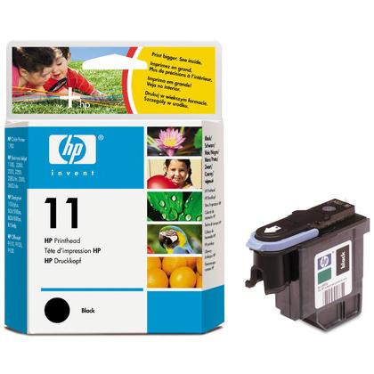 HP 11 C4810A tête d'impression originale noire