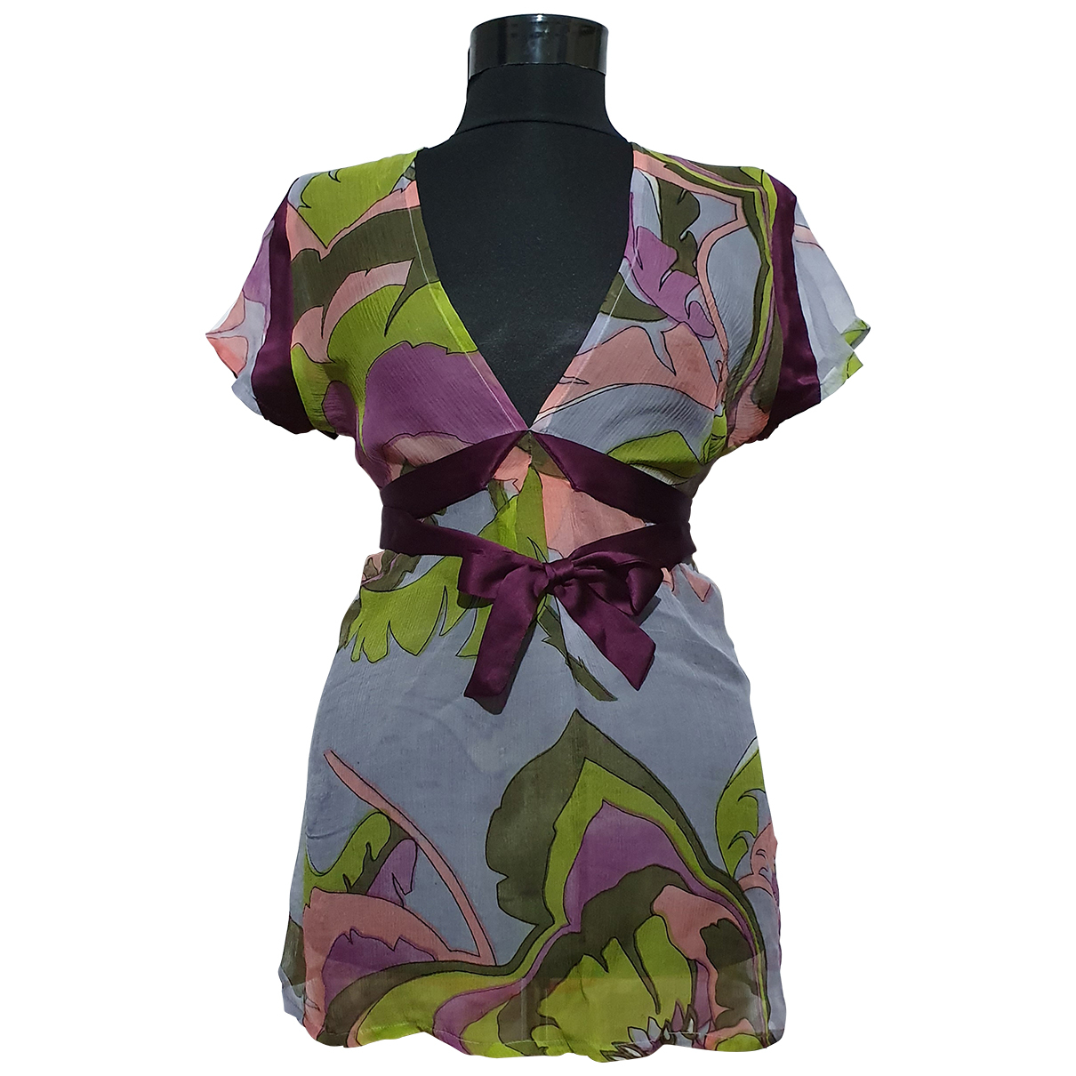 Antik Batik \N Multicolour Silk  top for Women M International
