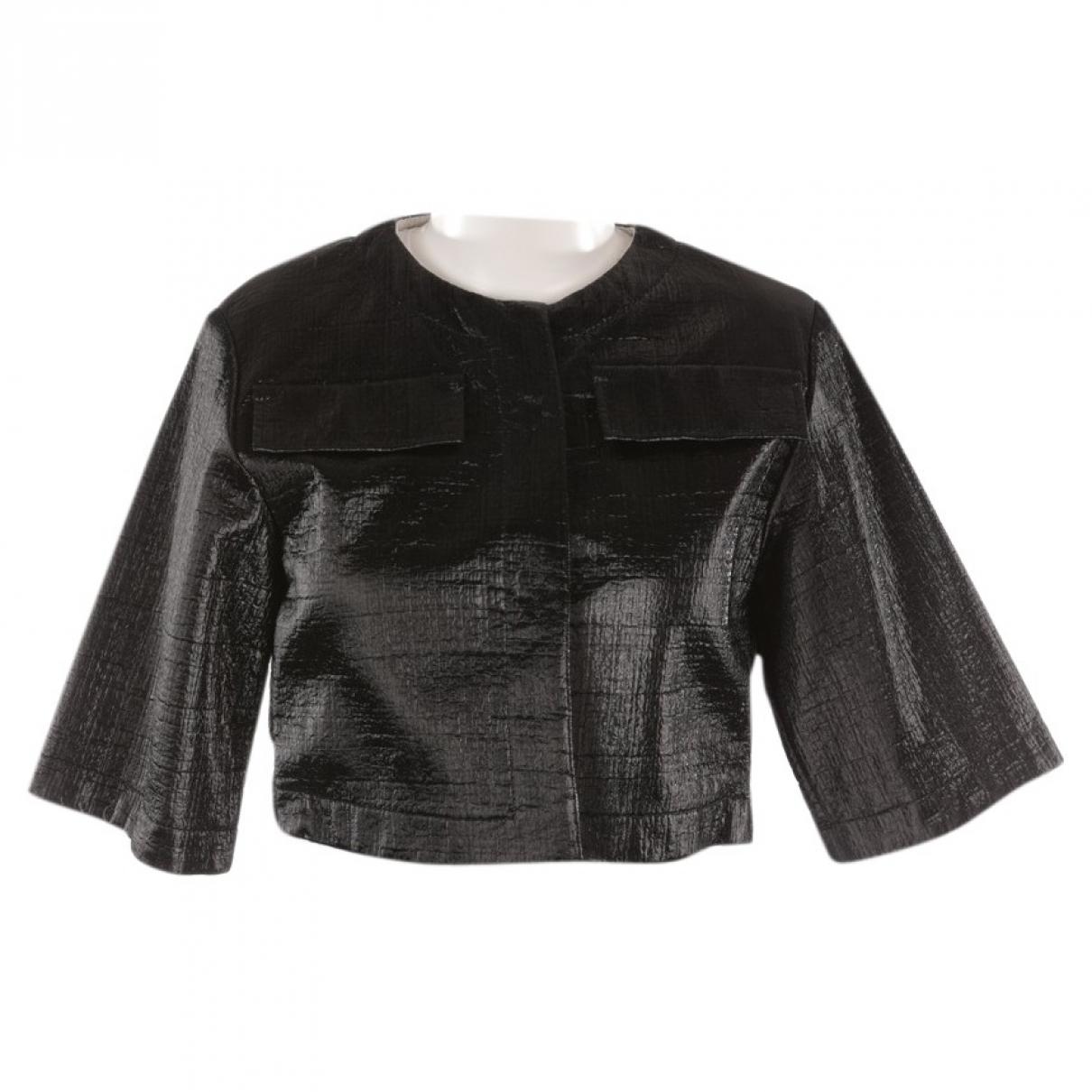 Dorothee Schumacher - Veste   pour femme en coton - noir