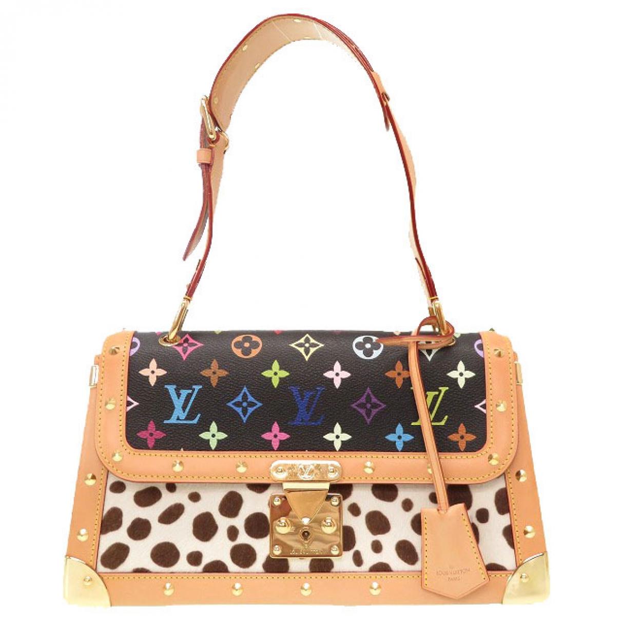 Bolso  Dalmatian  de Lona Louis Vuitton