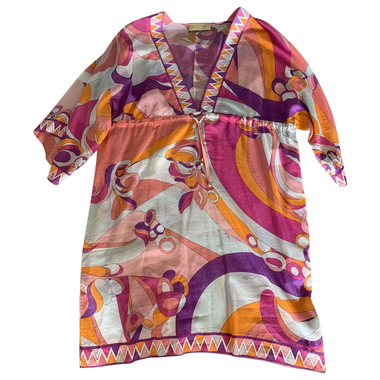 Emilio Pucci \N Multicolour Cotton Swimwear for Women \N