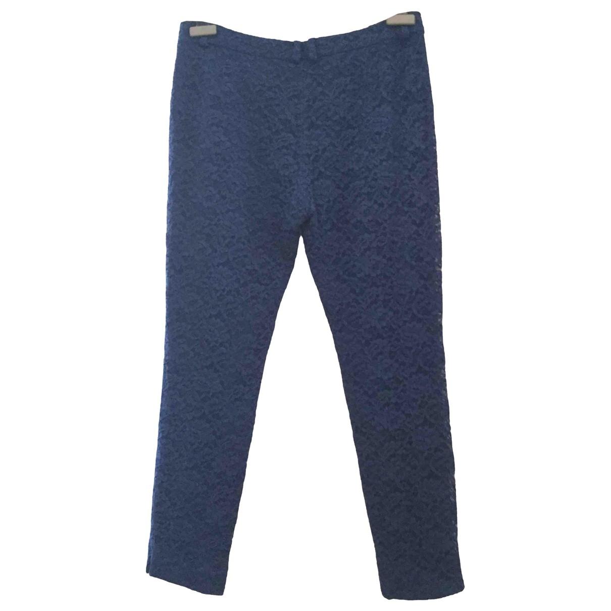 Pantalon recto Trussardi