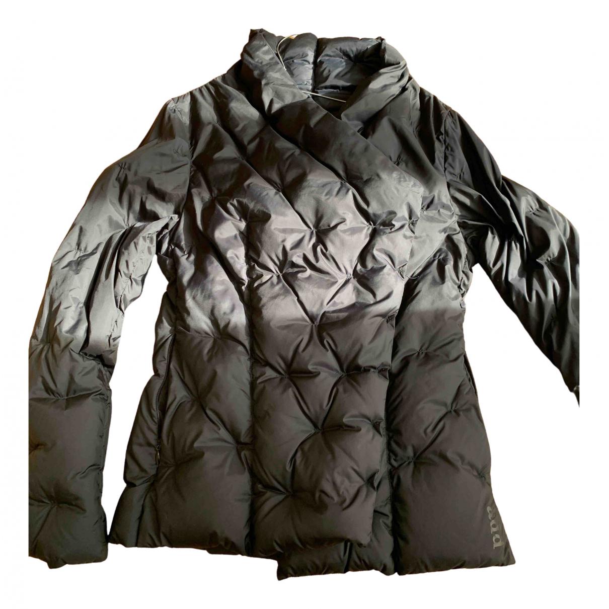 Add \N Jacke in  Schwarz Polyester