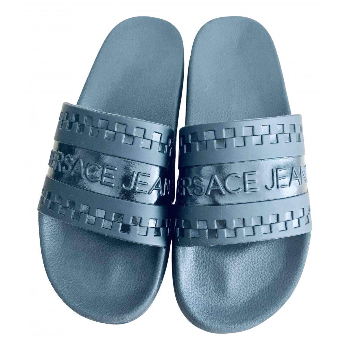 Versace Jeans \N Black Sandals for Men 42 EU