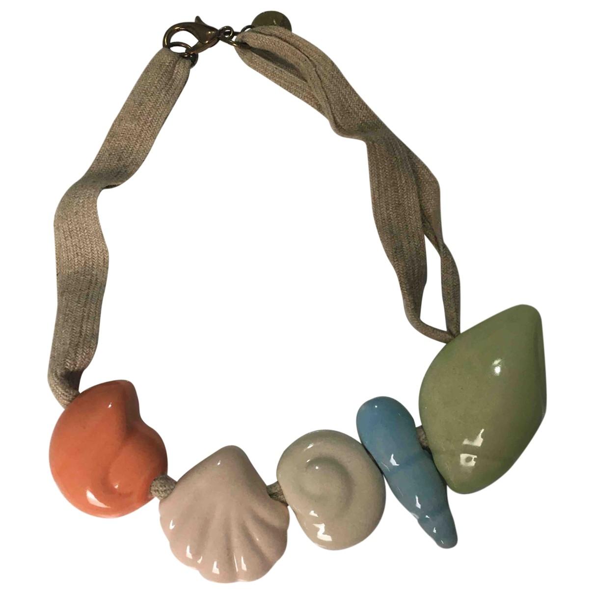 Bimba Y Lola - Collier   pour femme en ceramique - multicolore