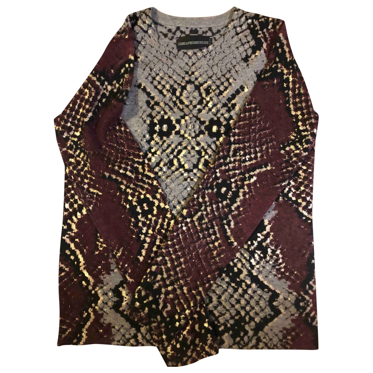 Zadig & Voltaire \N Multicolour Cashmere Knitwear for Women 36 FR