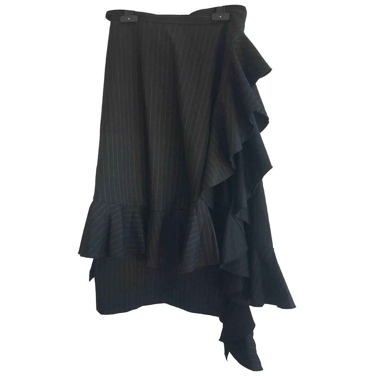 Uniqlo \N Black skirt for Women 36 FR