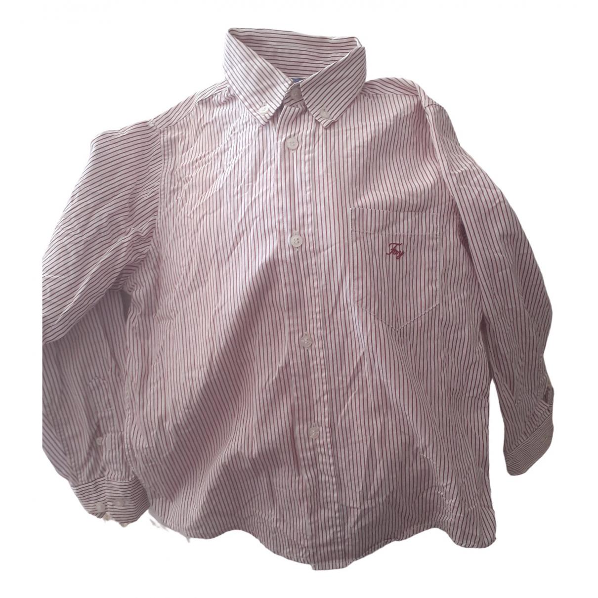 Fay - Top   pour enfant en coton