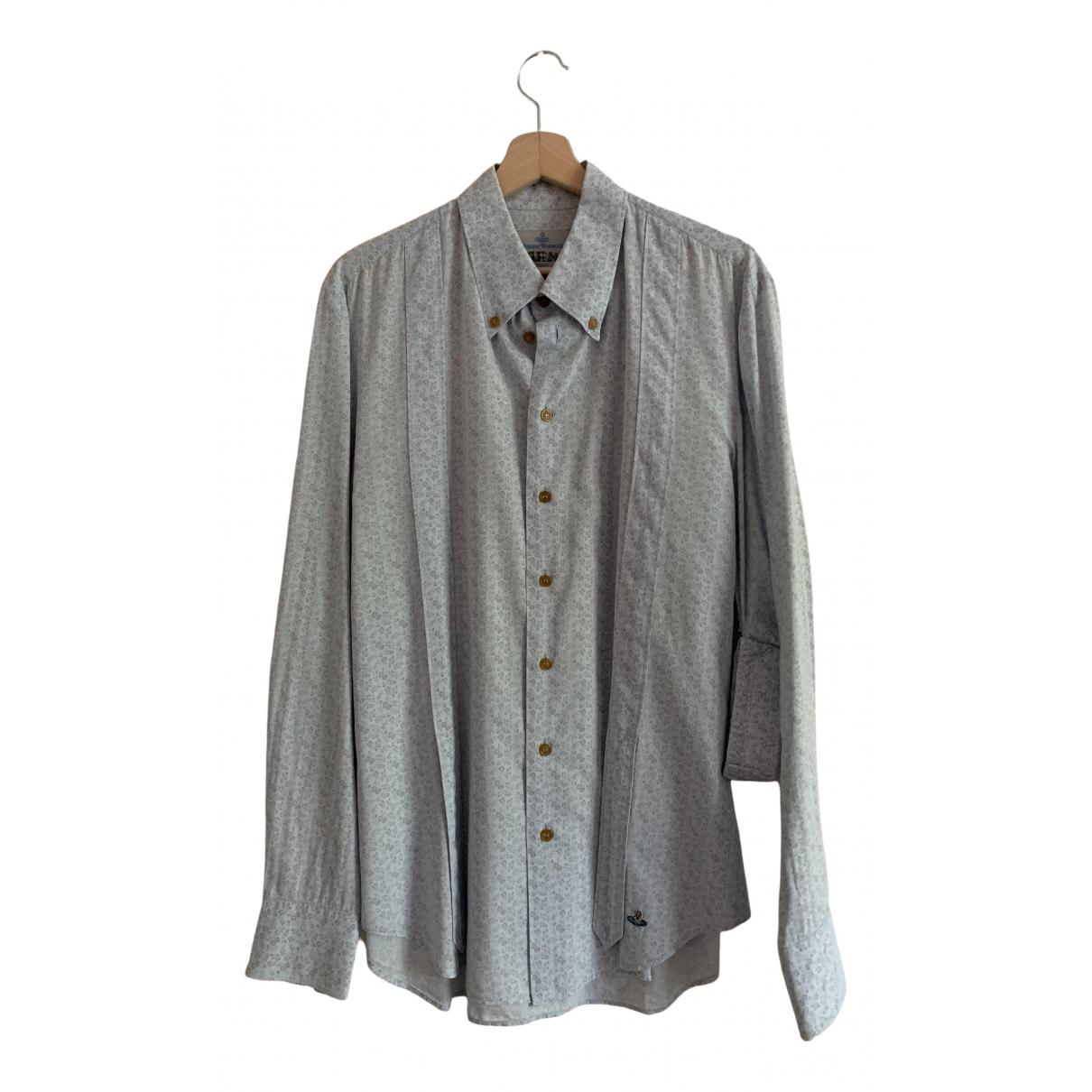 Vivienne Westwood - Chemises   pour homme en coton