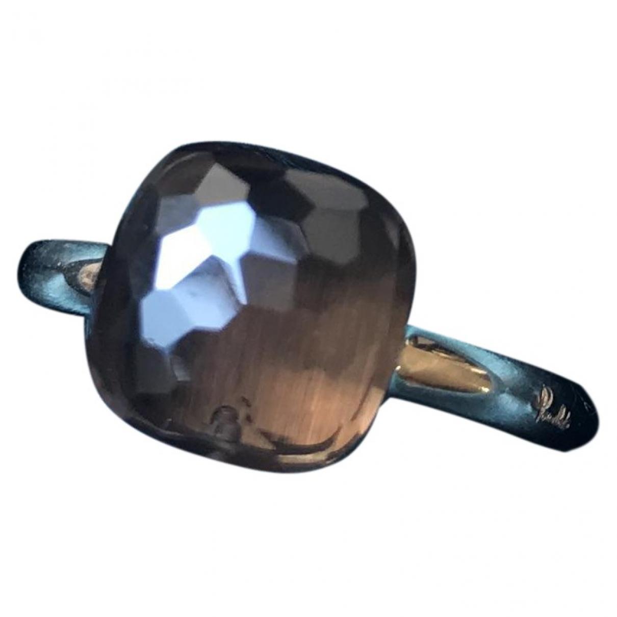 Pomellato Nudo Ring in  Braun Rosegold