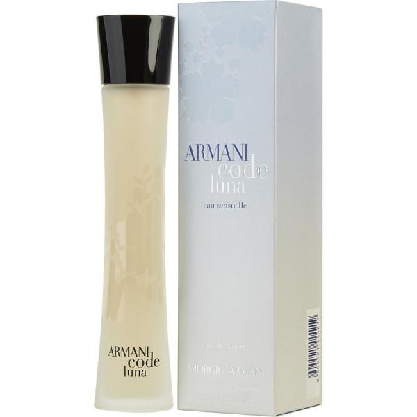 Armani Code Luna Eau Sensuelle - Giorgio Armani Eau de Toilette Spray 75 ML
