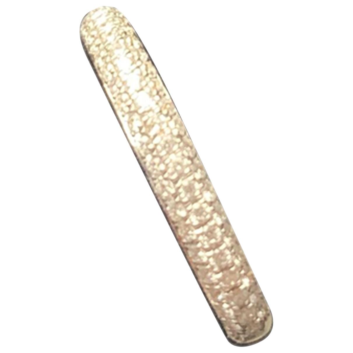 - Bague   pour femme en or blanc - argente