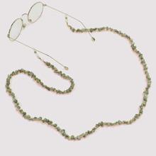 Brillenkette mit Stein