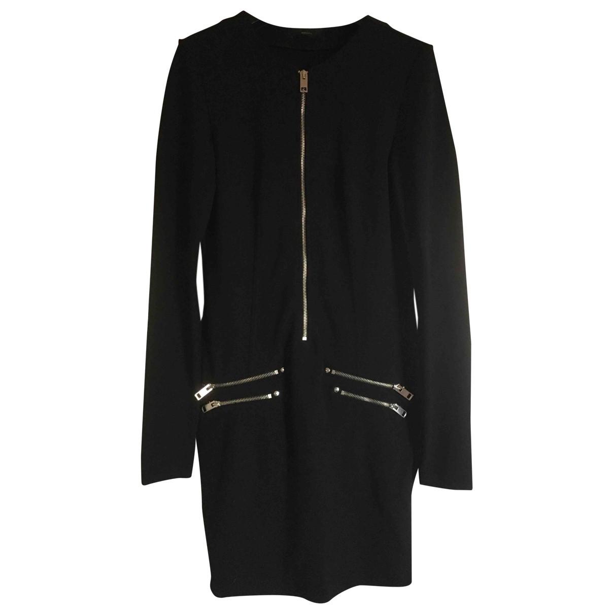 Diesel \N Black dress for Women 42 IT