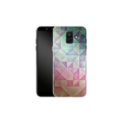 Samsung Galaxy A6 Silikon Handyhuelle - Myllyynyre von Spires