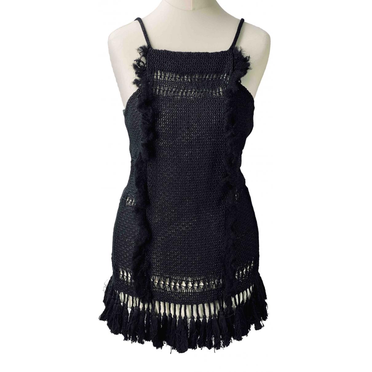 Isabel Marant \N Black Cotton  top for Women 34 FR