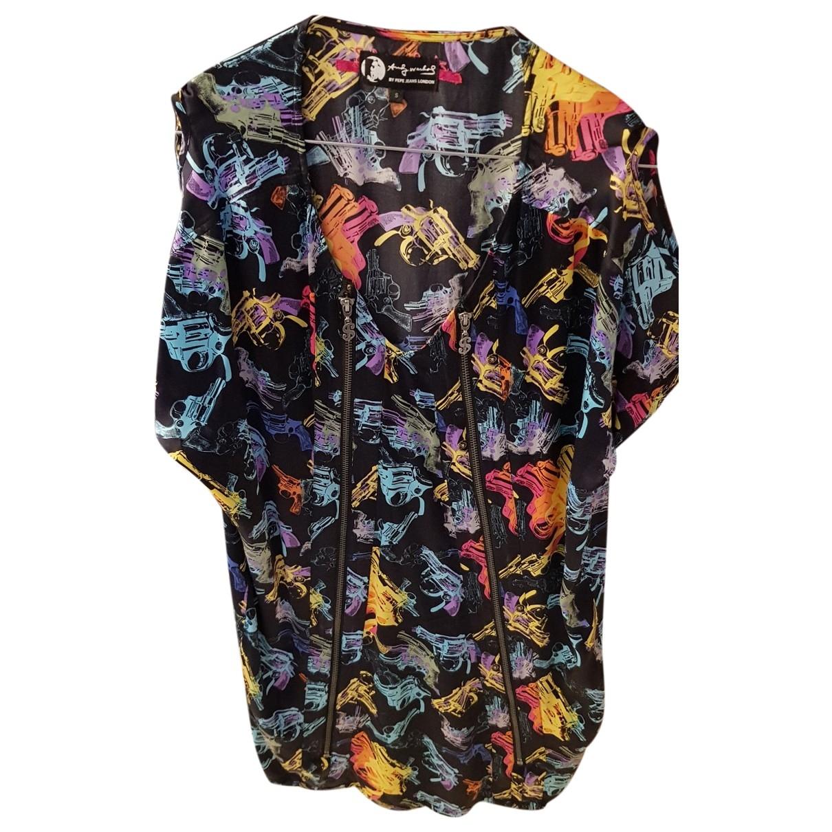 Andy Warhol \N Silk dress for Women 36 FR