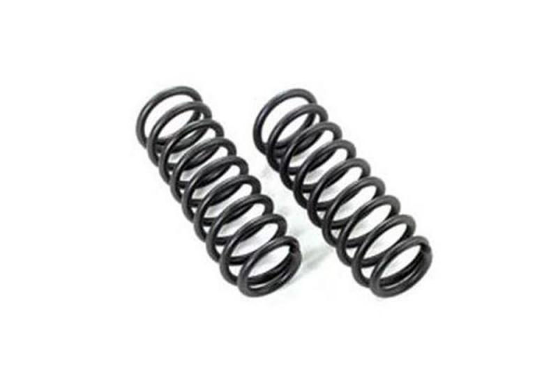 Superlift 130 Coil Springs - Pair - Front - 4 Lift - 80-96 F-150 Supercab Ford F-150 1980-1996