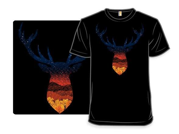Fall In The Forest T Shirt