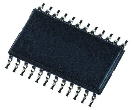 Texas Instruments ADS8332IPW, 16-bit Serial ADC Pseudo Differential Input, 24-Pin TSSOP
