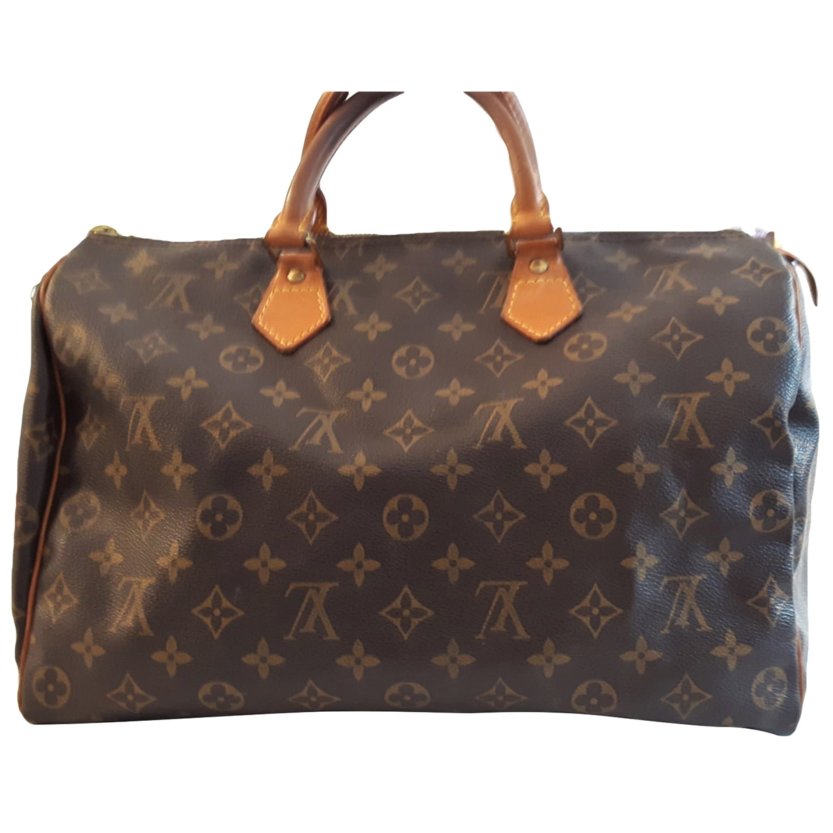 Louis Vuitton Speedy Cloth handbag for Women \N