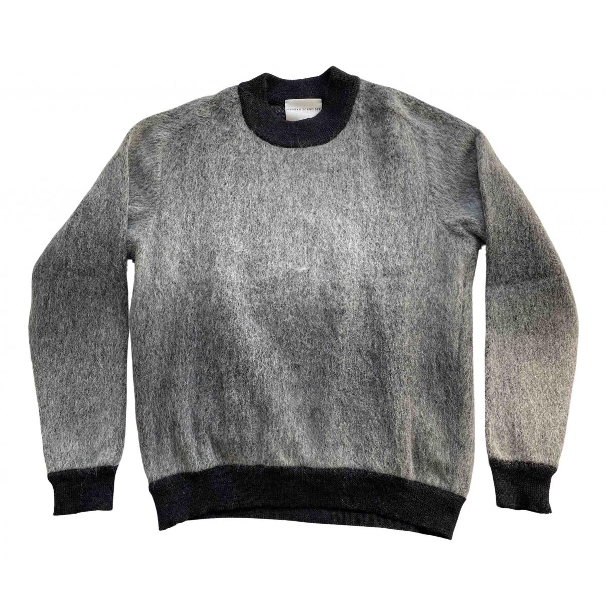 Stephan Schneider \N Grey Knitwear & Sweatshirts for Men S International