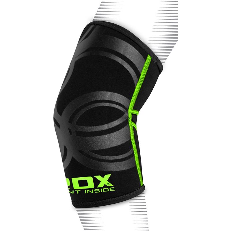 RDX E1GN Neoprene Support Coudiere Grande/X Grande Vert