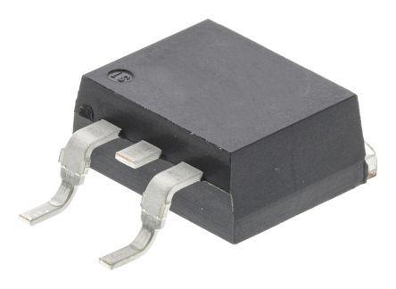 STMicroelectronics , TN1605H-6G, Thyristor, 600V 10A, 6mA 3-Pin, D2PAK (50)