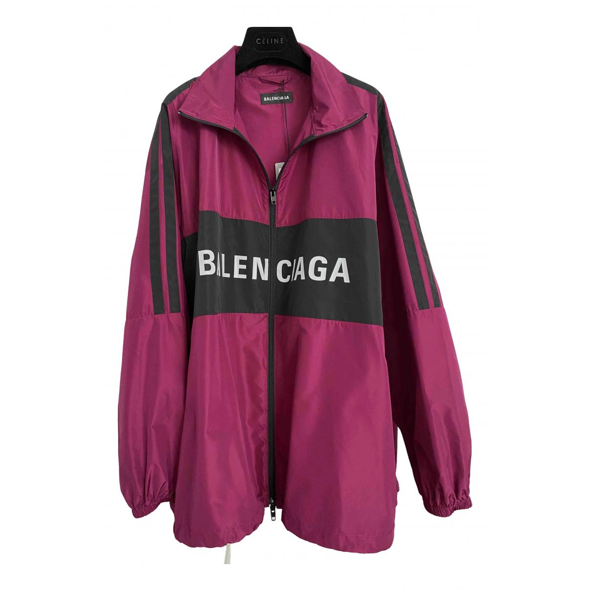 Balenciaga - Vestes.Blousons   pour homme - multicolore