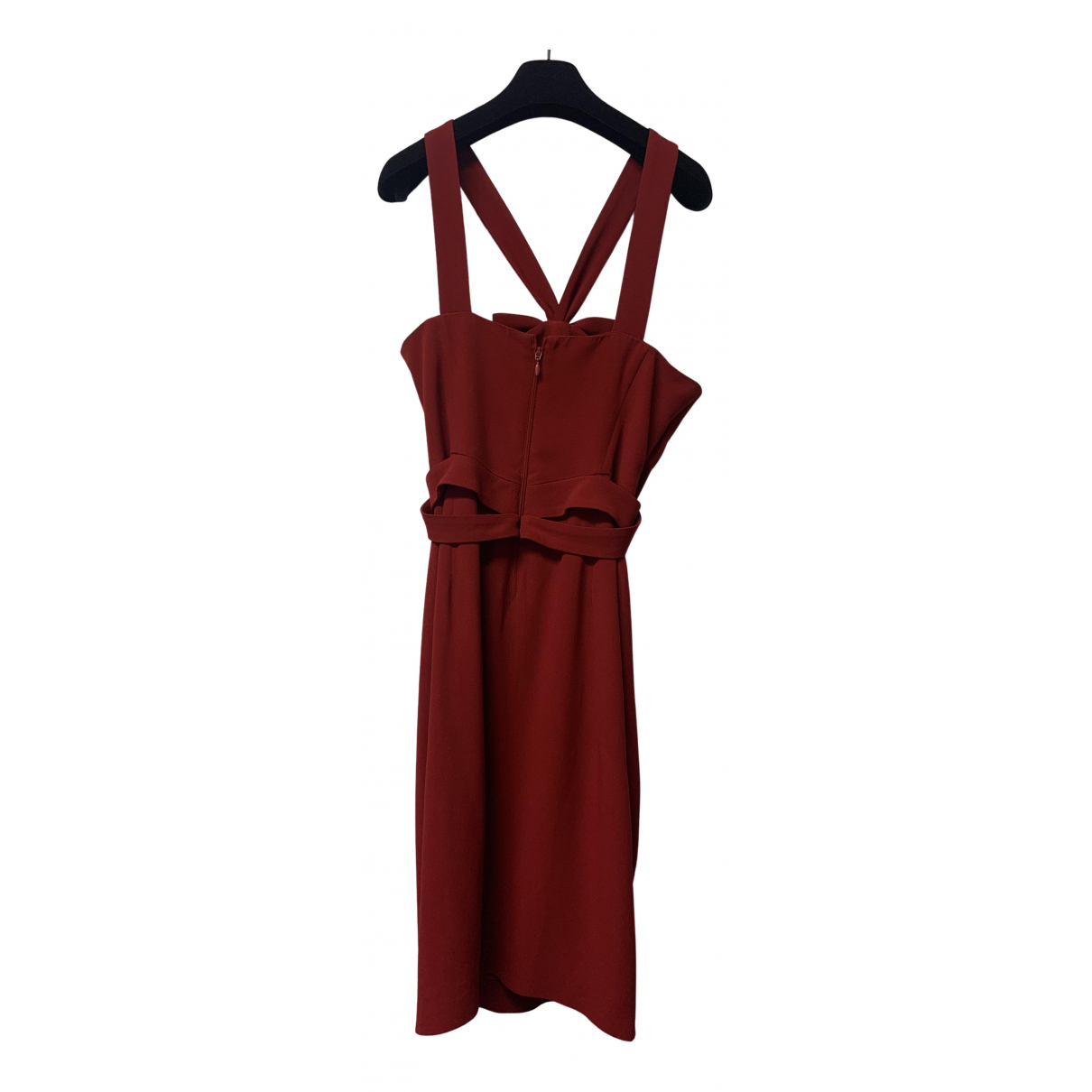 Dsquared2 N Red dress for Women 40 IT