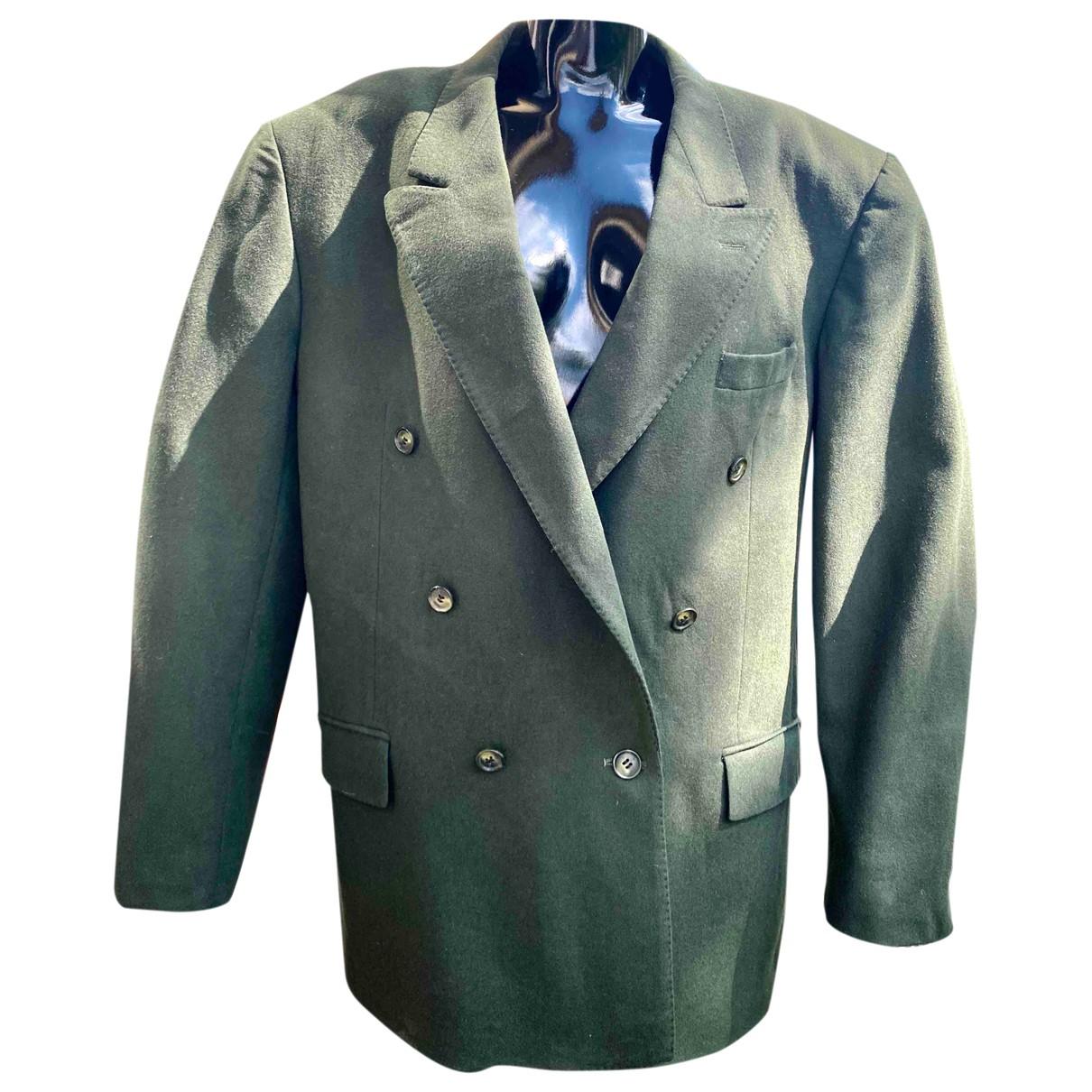 Lanvin \N Khaki Wool jacket  for Men 52 FR