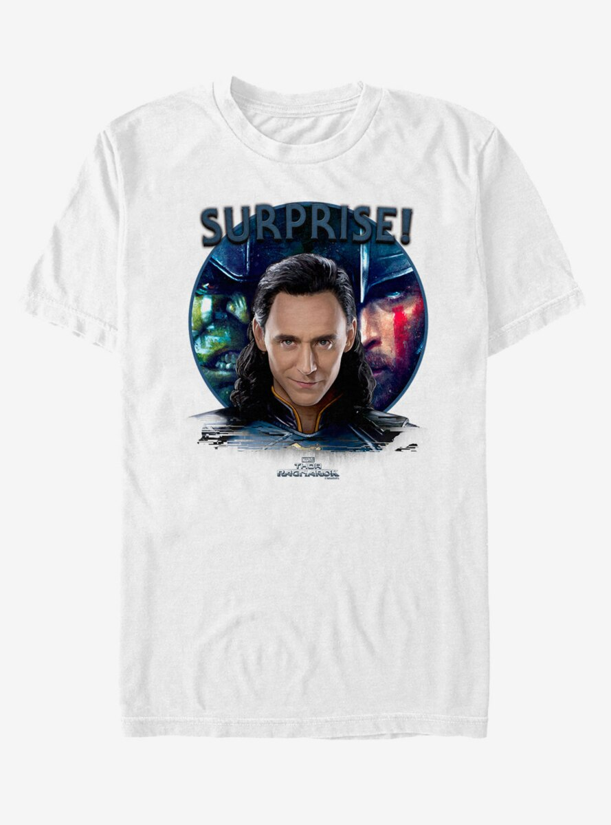 Marvel Loki Surprise Trio T-Shirt