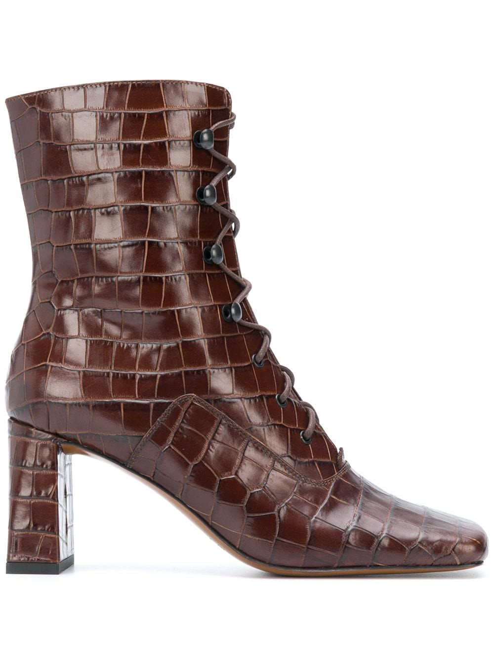 Claude Leather Boots