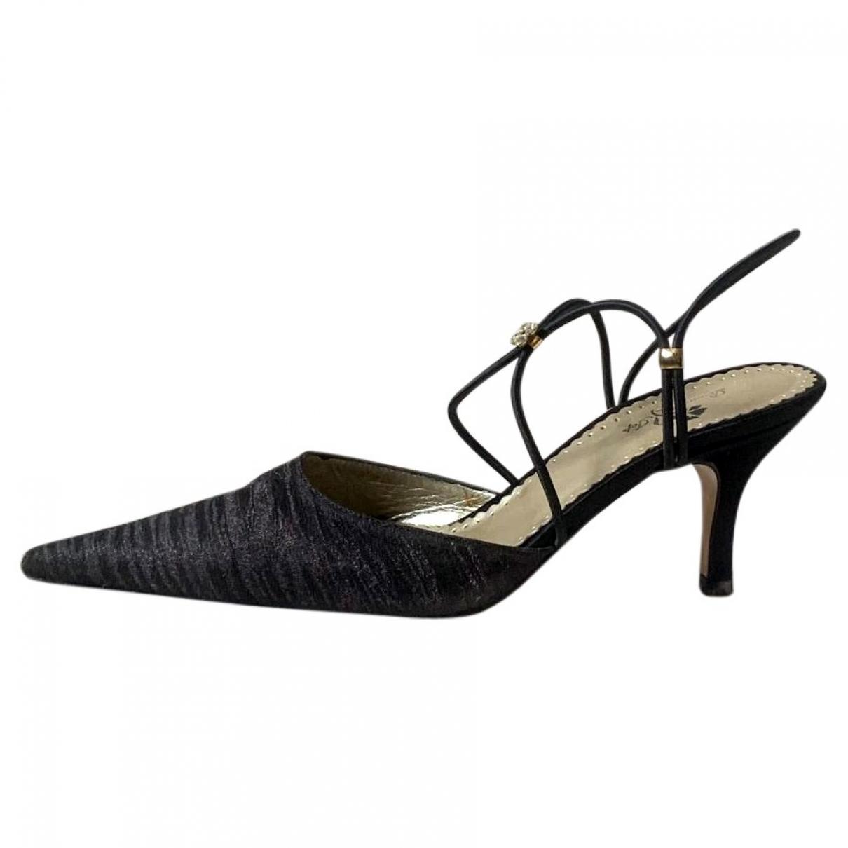 - Sandales   pour femme - marron