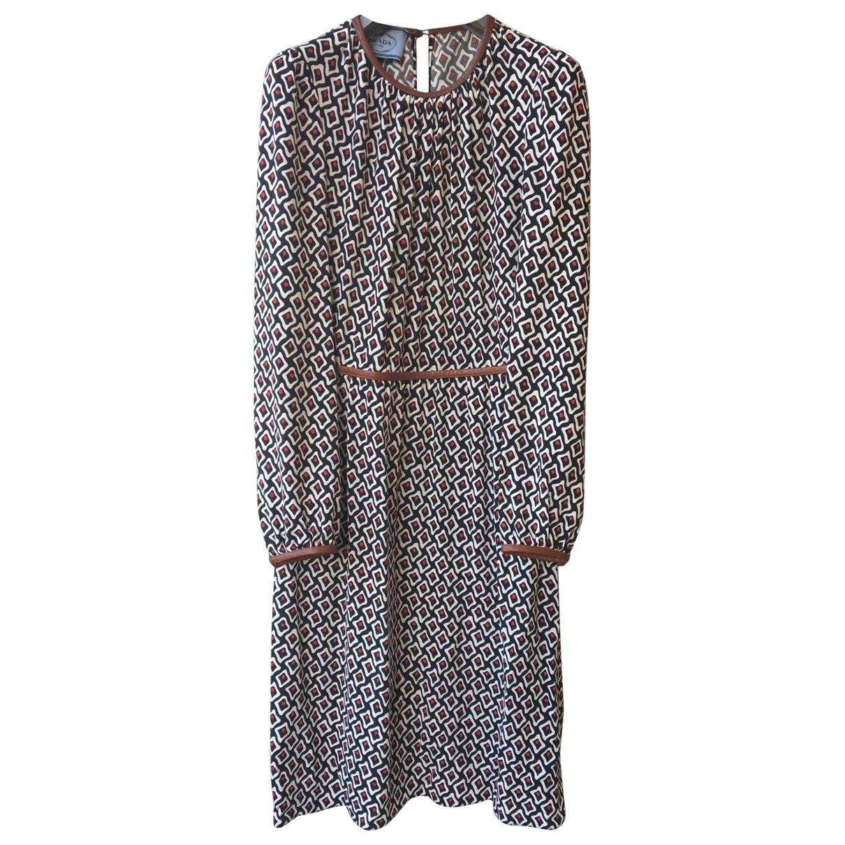 Prada \N Multicolour dress for Women 38 IT