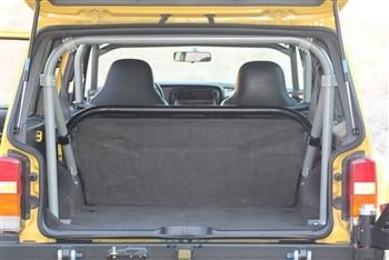 Rockhard 4x4 RH-1012 Unpainted Bolt-In Ultimate Sport Cage Jeep Cherokee XJ 4-Door 84-96