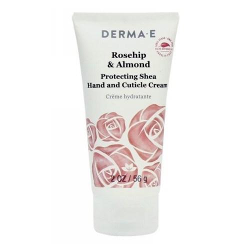 Hand & Cuticle Cream Rosehip Almond 2 Oz by Derma e