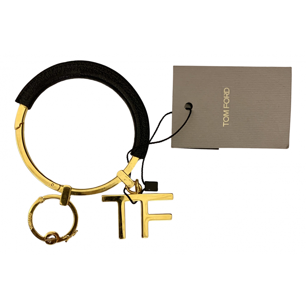 Tom Ford \N Armband in  Gold Metall