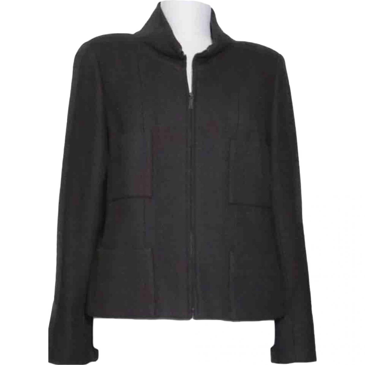Chanel - Veste   pour femme en cachemire - marron