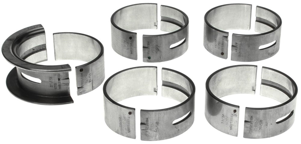 Clevite MS1743A50MM .50mm Main Bearing Set Ford Pass|Truck 1990-1993