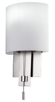 Espille 4650SN 1-Light Wall Sconce in Satin