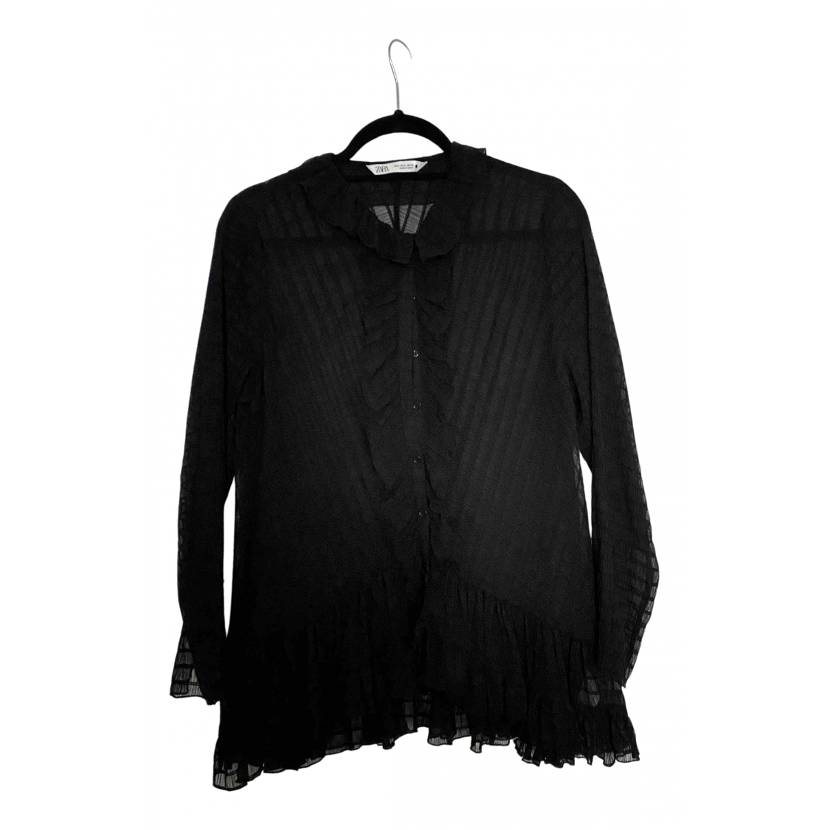 Zara N Black  top for Women S International
