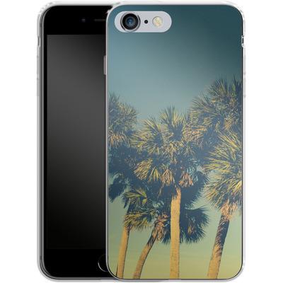 Apple iPhone 6 Plus Silikon Handyhuelle - Sea Palms von Joy StClaire